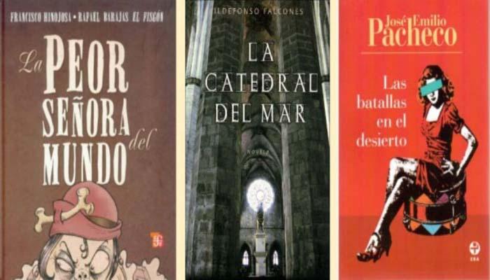 la literatura mexincana